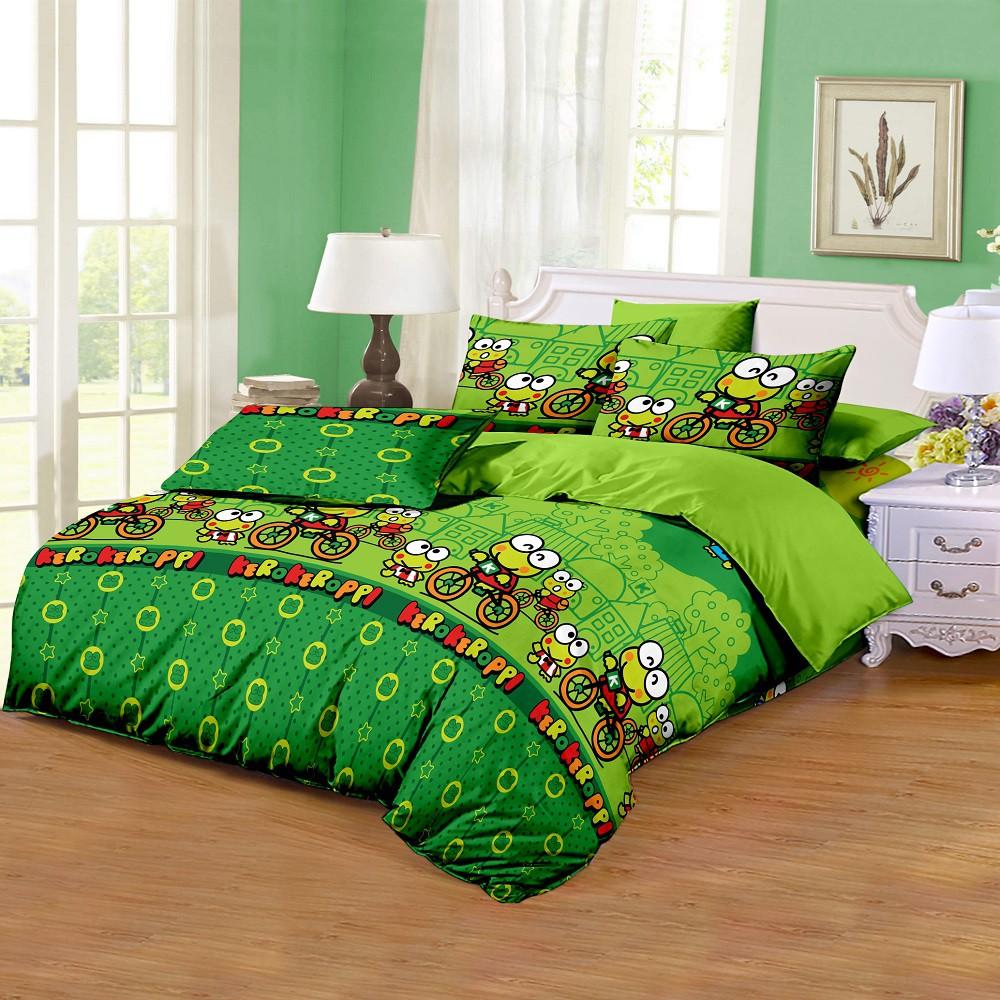 Monalisa Selimut Green Angry Birds Harga Terkini Dan Berbulu Tebal Motif Liverpool 150x200 Cm Sarung Bantal