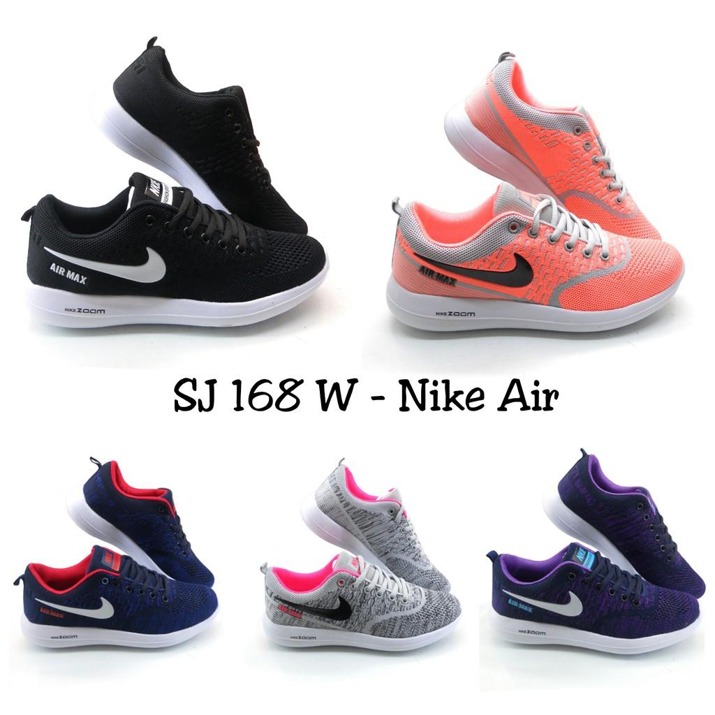 Sepatu Zoom Pegasus Sepatu Olahraga Sport Wanita Sneakers