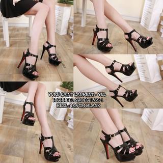 Indonesia Ysl Heels 12 Cmshopee Glossy Sandal Ox0wk8np HD9WEI2Y