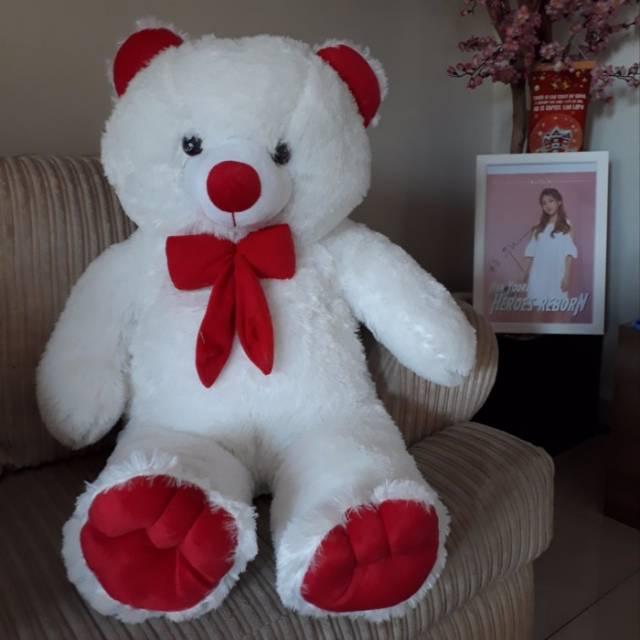 Boneka Teddy bear 75 Cm Ukuran XL  3c8b742854