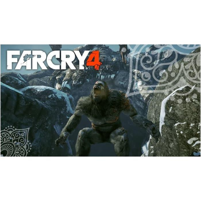 Cd Game Far Cry 4 Valley Of The Yetis Dlc Pc Game Offline Dvd Gtpro Shopee Indonesia