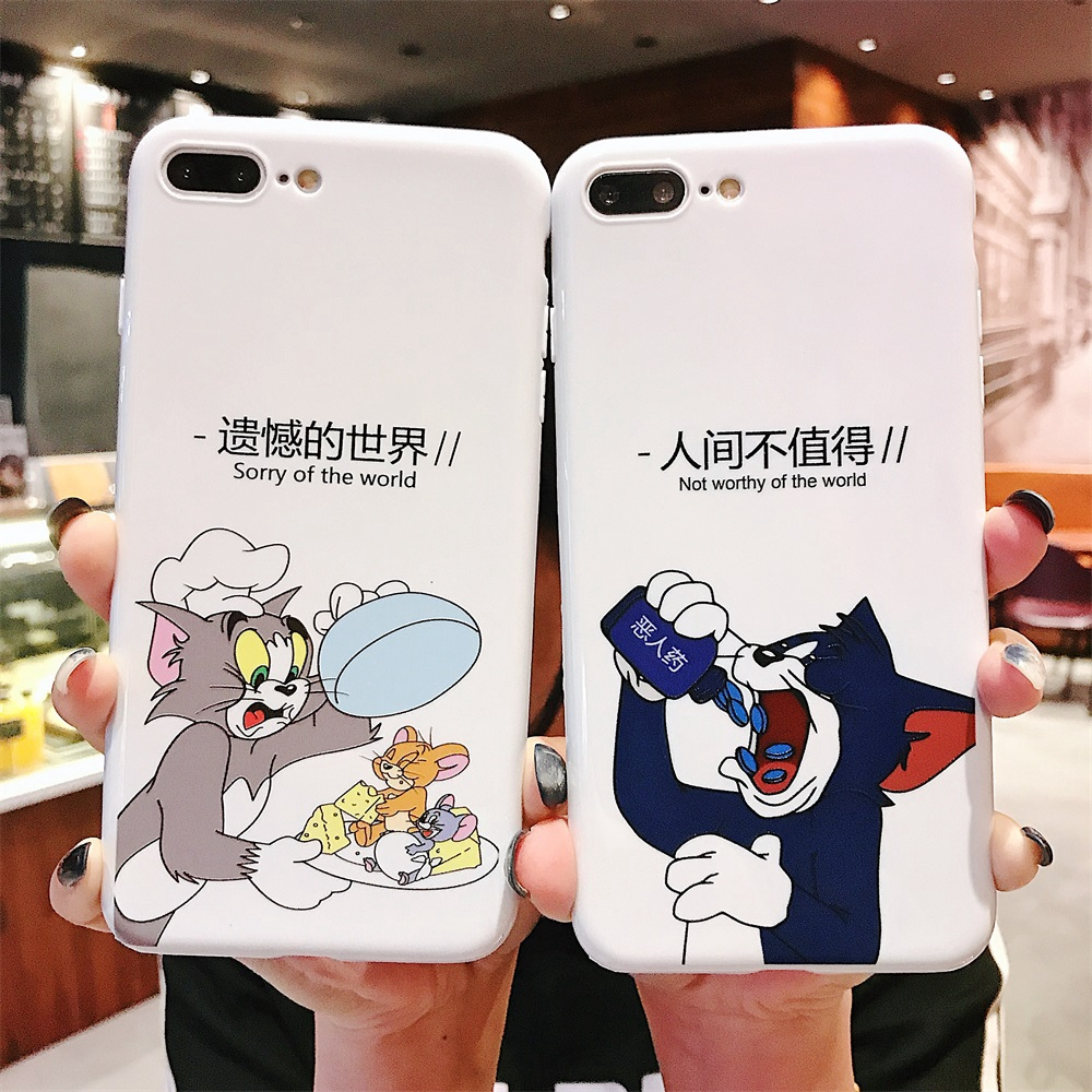 Soft Casing Desain Kucing Kartun Case oppo a3s F5 F7 youth a83 a57 f1s f1 plus