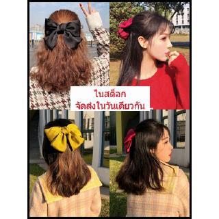 Ikat Rambut Model Pita Kupu-kupu Besar Gaya Jepang Untuk Wanita thumbnail