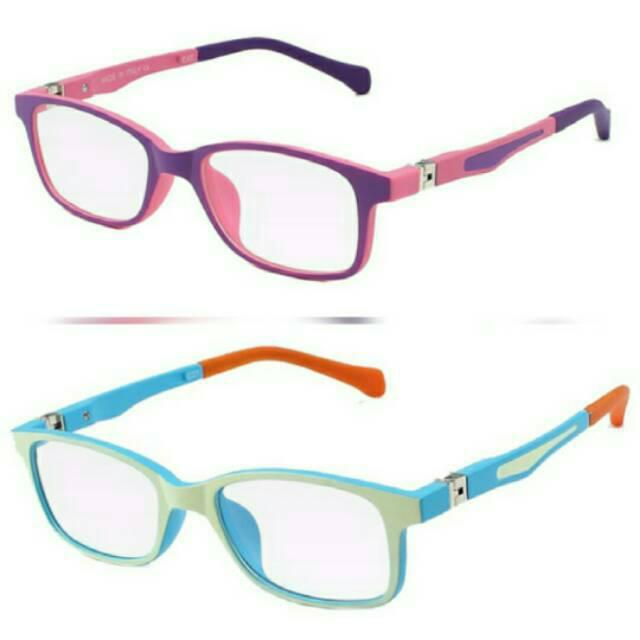 Kacamata anti radiasi komputer HP TV Game Laptop frame kaca mata Anak anak  antiradiasi smart phone  fd215e88a1
