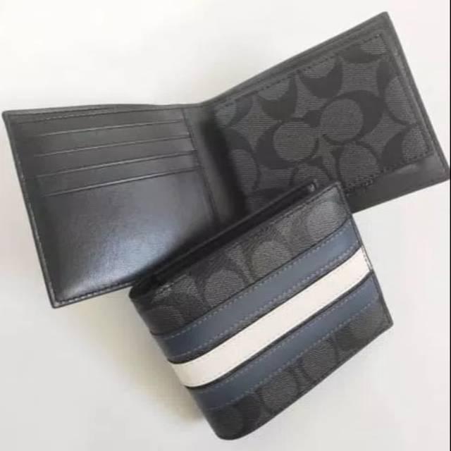 Dompet coach wallet ori cc818b2035