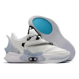 New Adapt Bb 2 0 Oreo White Black Bq5397 101 Running Shoes For Women And Men Sports Shopee Indonesia