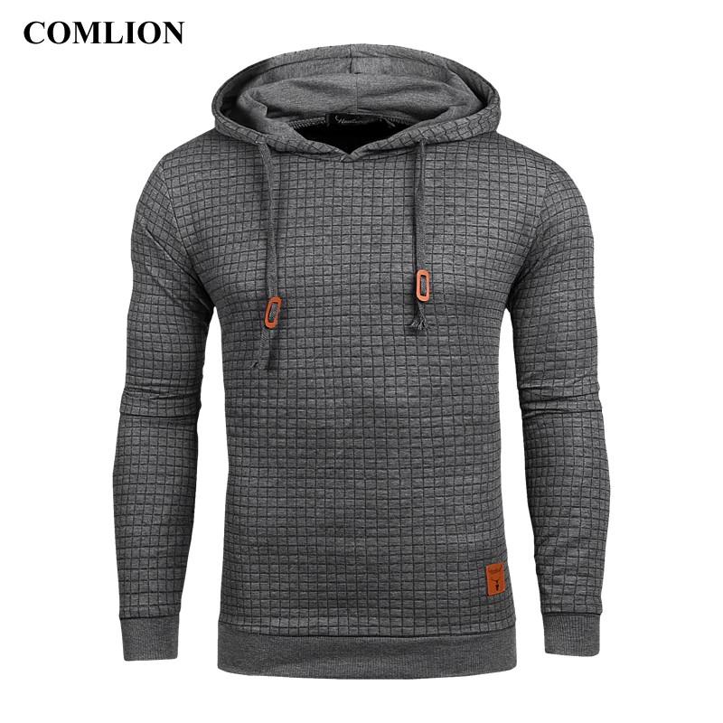 Original 2018 New Mens Hoodies Brand Solid Color Sweatshirts Fashion Male Bamboo Fiber Hoodie | Shopee