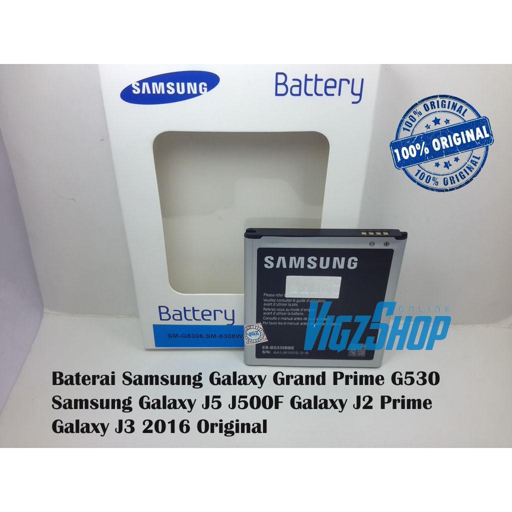 Baterai Samsung Galaxy Grand Prime G530 J5 J500f J2 J3 2016 Ori Shopee Indonesia