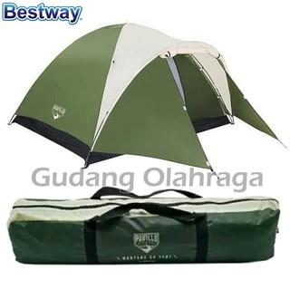 Tenda Camping Dome 4 Orang Bestway Montana Pavillo X4 Tent / 4 Person Bestway 68041p