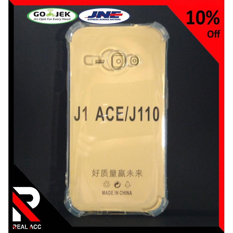 Case Samsung Galaxy J1 ACE Case Anti Crack Anti Shock Softcase Ultrathin Clear TPU | Shopee