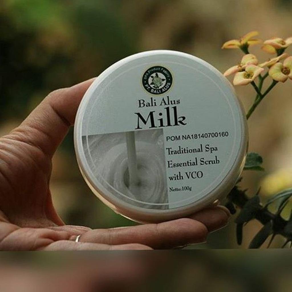 Lulur Spa Cream 100 Gr Milk Shopee Indonesia 100gr Green Tea