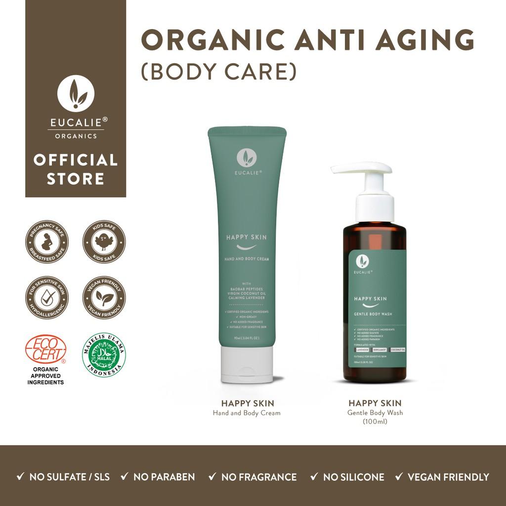 Organic Anti-Aging Body Care – Happy Skin