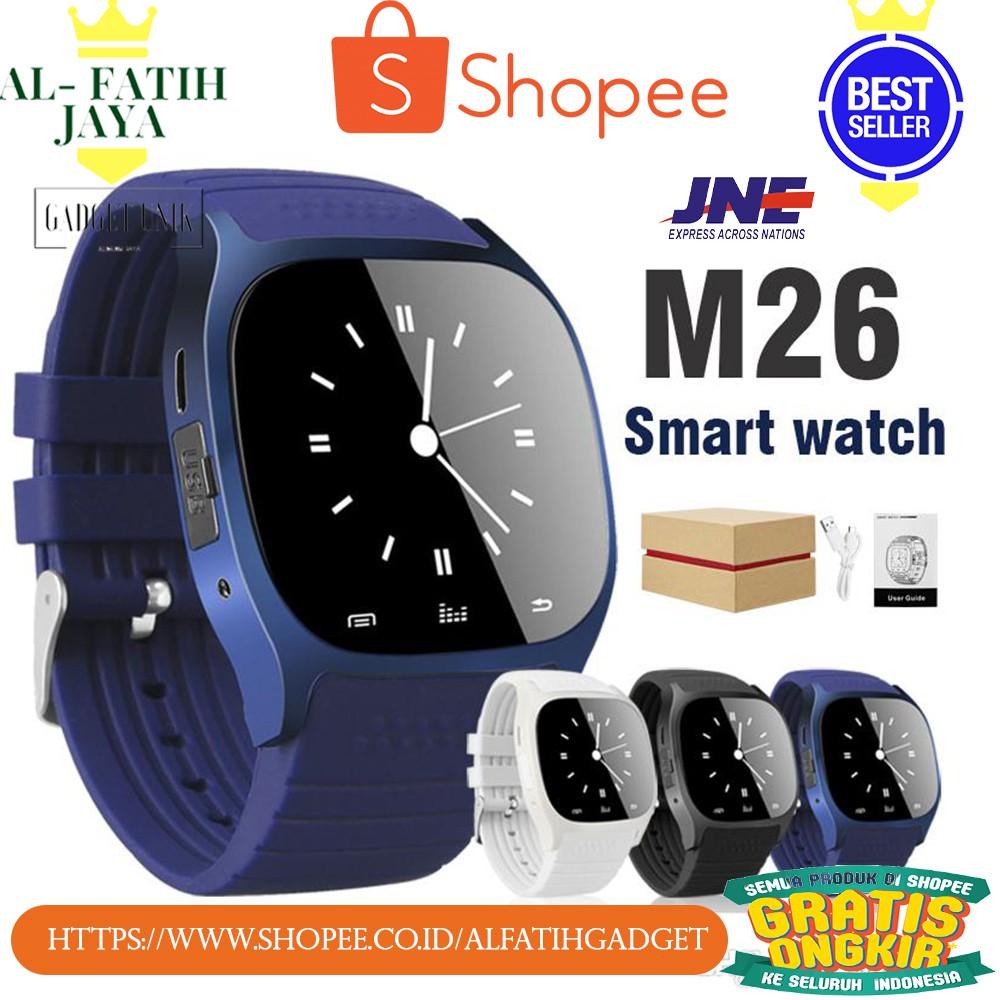 Smartwatch U10 Tipe Gt08 Full Black Smart Watch Keren Canggih Onix A1 Shopee Indonesia