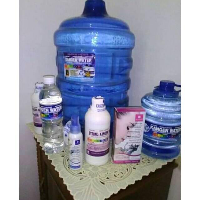 Air Galon Kangen Water Produk Kangen Water Lainnya Produk Kesehatan Shopee Indonesia