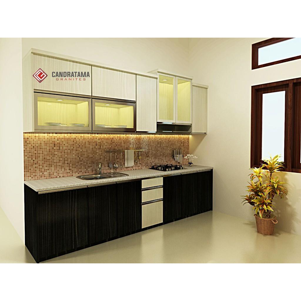 Meja Dapur Lemari Dapur Kabinet Dapur Dapur Rak Dapur Kitchen Set Shopee Indonesia