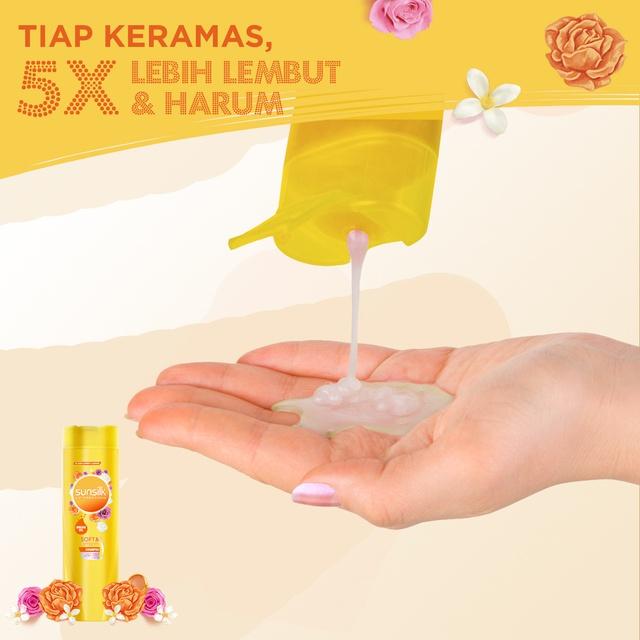 Sunsilk Shampoo Soft And Smooth 680 Ml - Shampo Rambut Halus, Shampo Pelembut Rambut-6