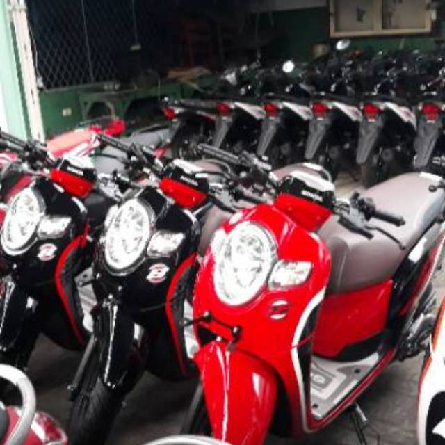 Honda Scoopy 2020 Ready Stock Shopee Indonesia
