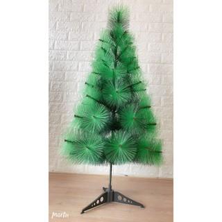 *cod* fh-c15 pohon natal 90cm 3f jarum dekorasi rumah