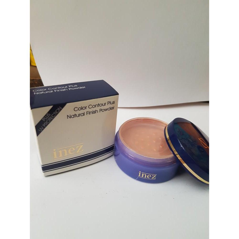 Inez Transclucent Acne Care Face Powder Shopee Indonesia Compac Refill