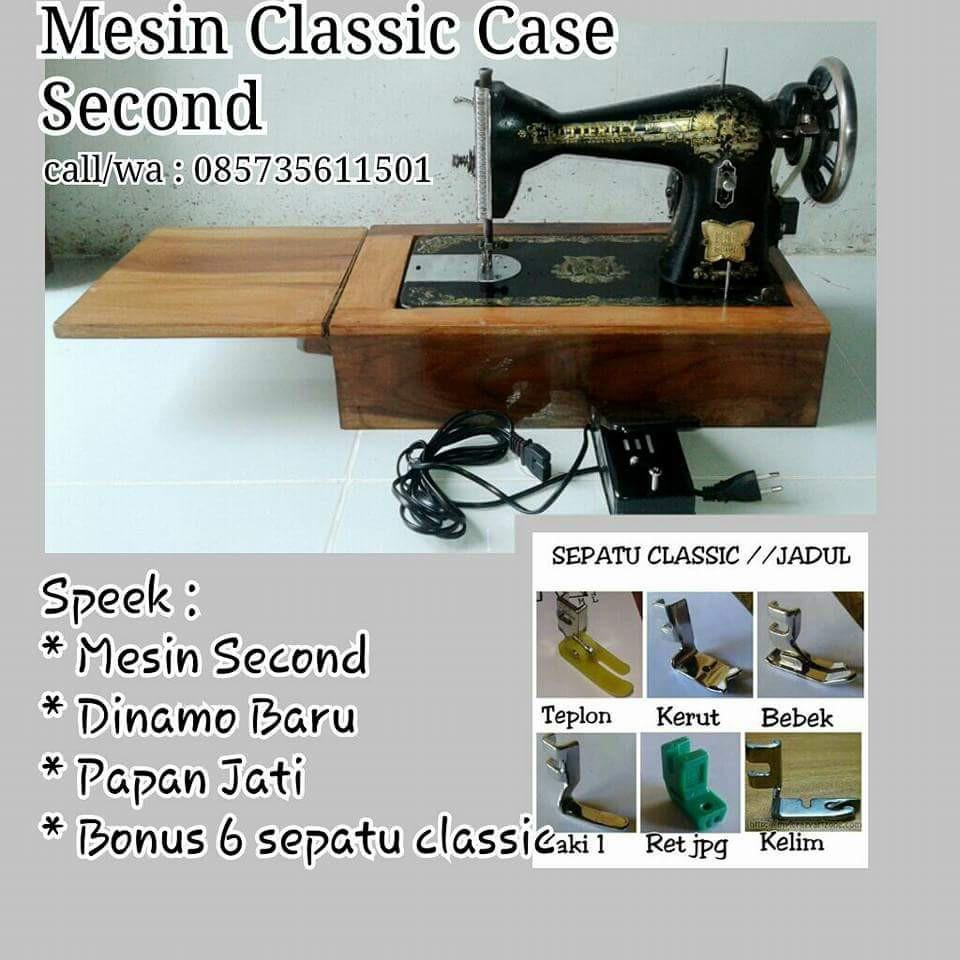 PRODUK TERLARIS  Sepatu Roda Roller Foot Bahan Tebal SINGER untuk Mesin  Jahit Portable  d30d42364f