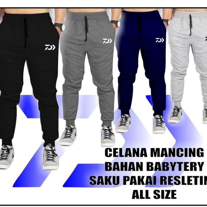 Celana Mancing Sweat Pant Shopee Indonesia