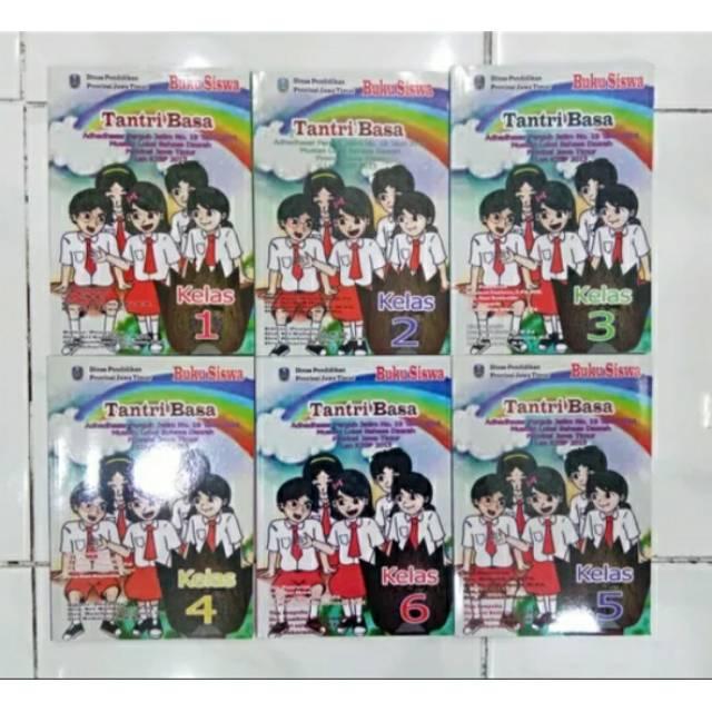 Buku Tantri Basa Jawa Kelas 1 2 3 4 5 6 Sd Shopee Indonesia