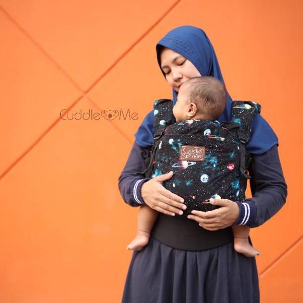 KODE 2127] Cuddle Me - Hipseat Ultimo Carrier Gendongan Bayi Cuddleme   Shopee Indonesia