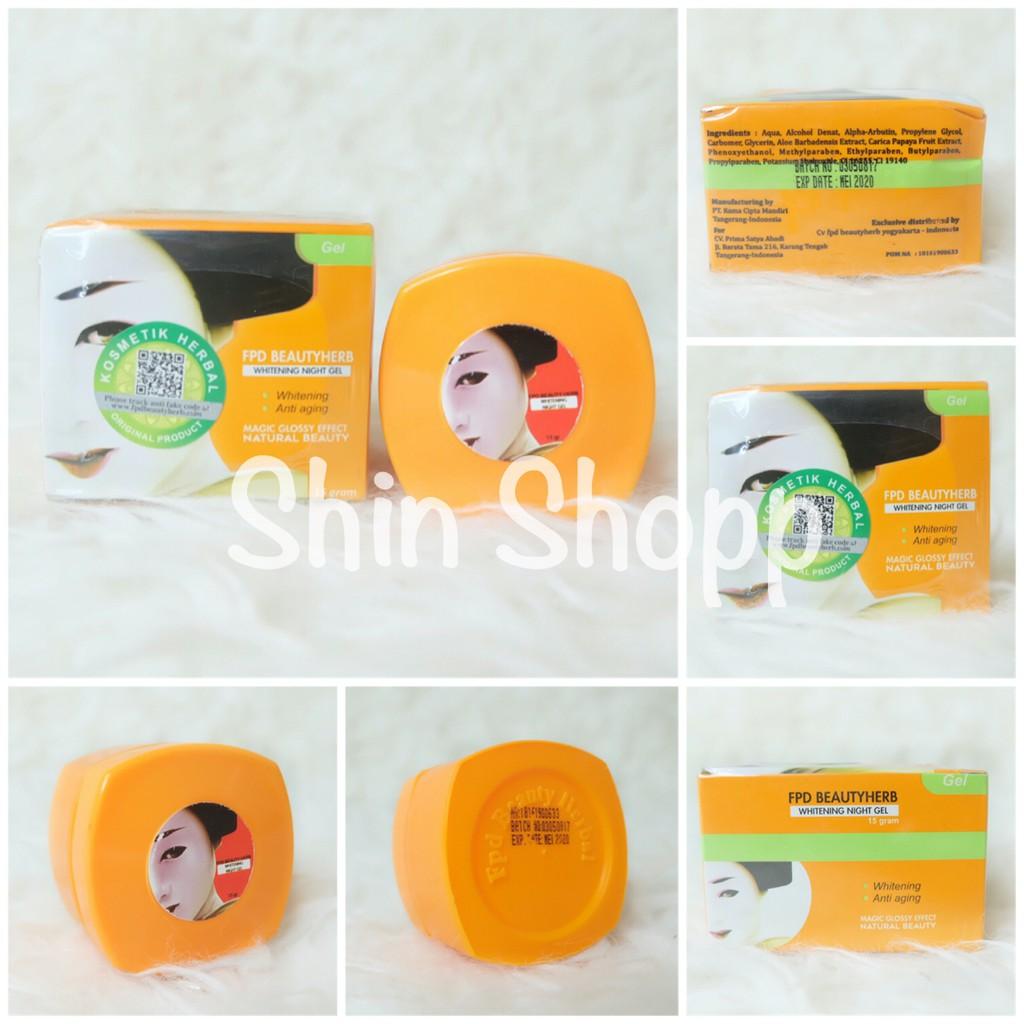 Magic Glossy Shopee Indonesia Ertos Nigt Cream Pemutih Wajah Kpw 146