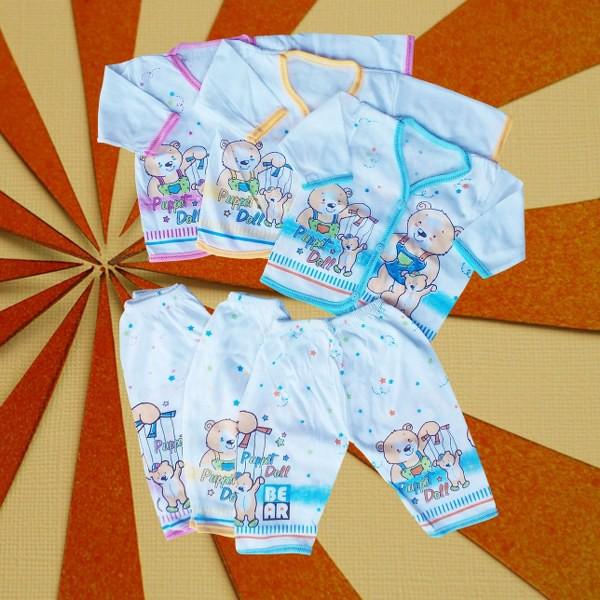 Setelan Bayi Stelan Bayi Pakaian Lakilaki Perempuan Perlengkapan Bayi Baru Lahir Baju Baby Newborn | Shopee Indonesia
