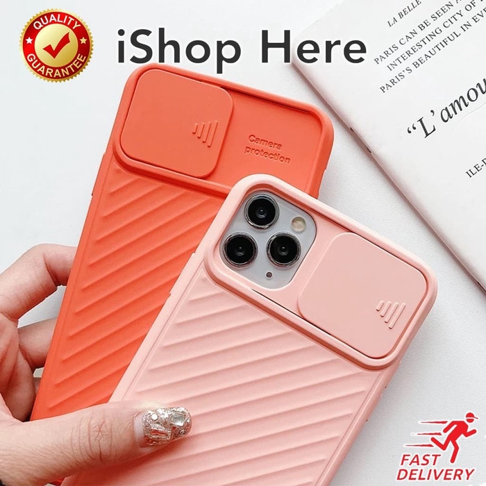 Back Camera Shield Case Softcase Casing iPhone X XS XR XS ...