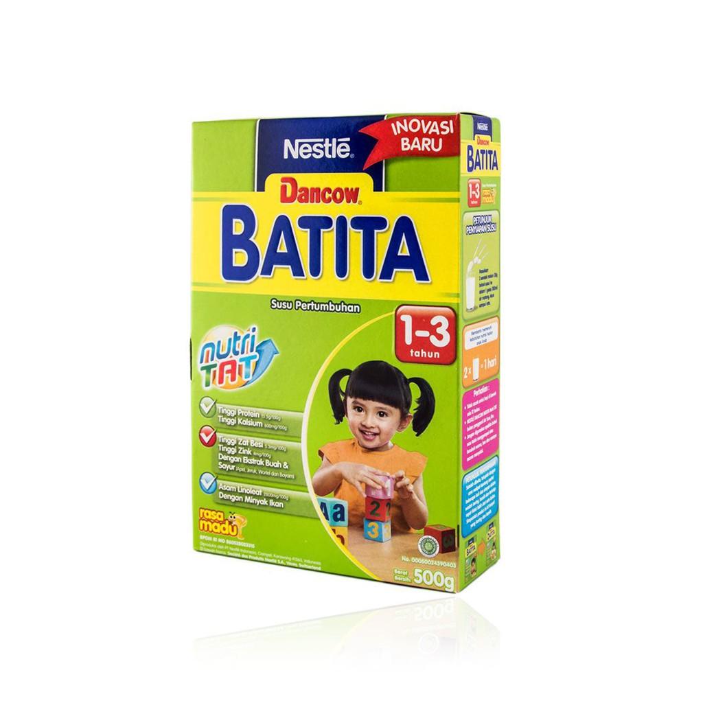 Dancow Batita 1 Susu Vanilla Box 500 Gram Shopee Indonesia Produgen Vitafirst Rasa Vanila