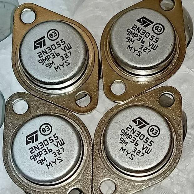[ART. 9764] Transistor 2N3055 / ST 2N3055 Original