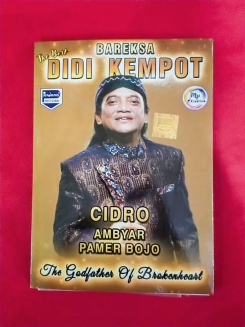 Kaset Video Vcd Asli Original Lagu Didi Kempot Terbaru Bisa