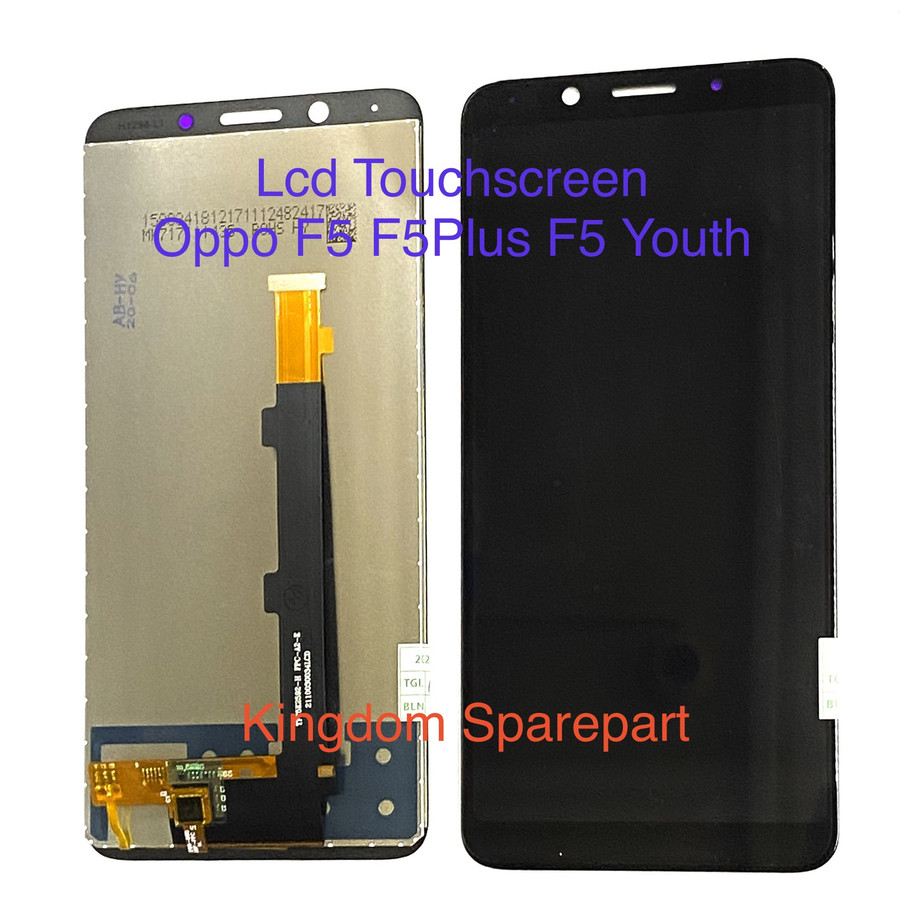 LCD TOUCHSCREEN OPPO F5 F5PLUS F5 YOUTH A73 FULLSET
