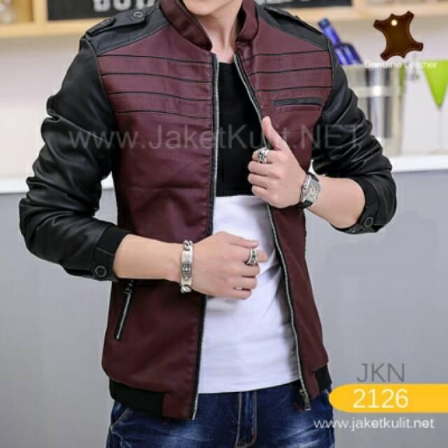 Dapatkan Harga jaket-kulit pria Diskon  51363fff7b