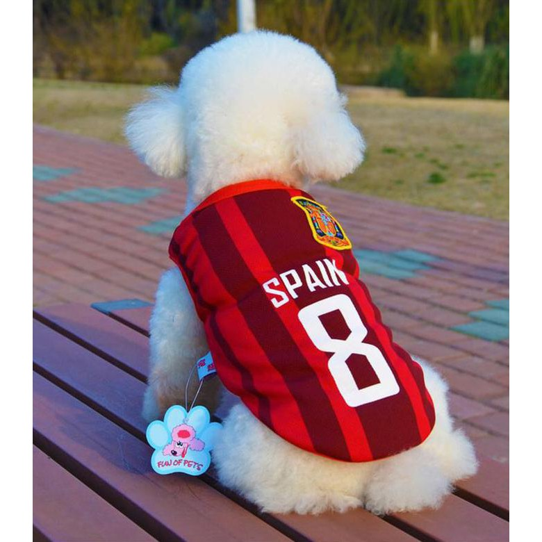 ... Motif Panda Model C Size L Source · Puppy. Source · Limited Stock Soccer Top - Cat Dog Clothes / Kostum Baju Bola Anjing Kucing Hewan *