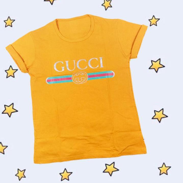 kaos gucci - Temukan Harga dan Penawaran Atasan Online Terbaik - Pakaian  Wanita Maret 2019  0d0211ed28