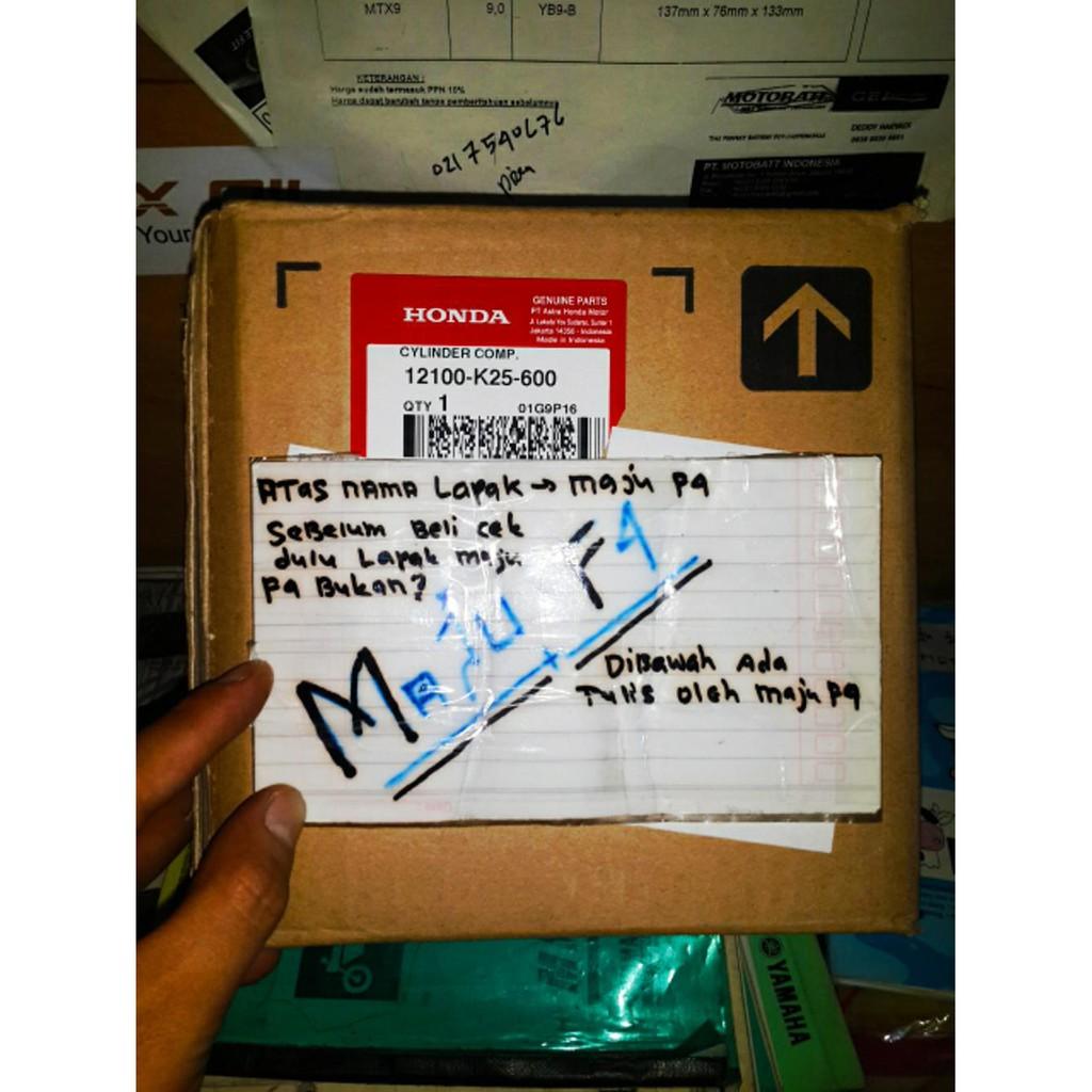 Promo Blok Seher Cylinder Beat F1 2015 Ahm Asli Murah Shopee Comp 12100k25600 Indonesia