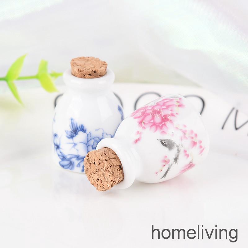 Nail Art Bunga: Kontainer/Botol Keramik Cairan/Glitter Akrilik/Acetone