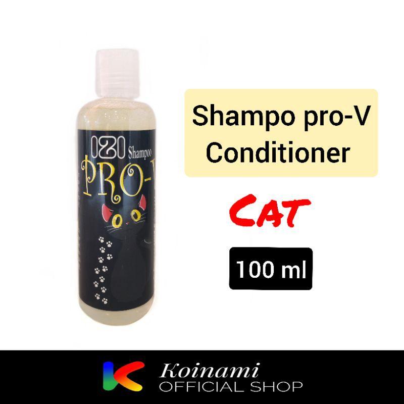 izi SHAMPO PRO - V 100 ml / SHAMPO CONDITIONER / SHAMPO KUCING / BTM / GROOMING