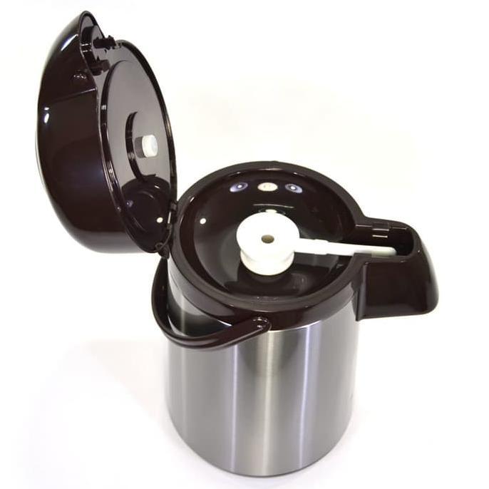 Underbar G00D QUALITY Sigma Termos Vacum Jug Air pump 2.5 Liter - Termos XA-12