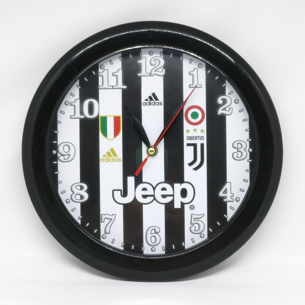Jam Dinding On Time - FootBall Club ead632f1cb
