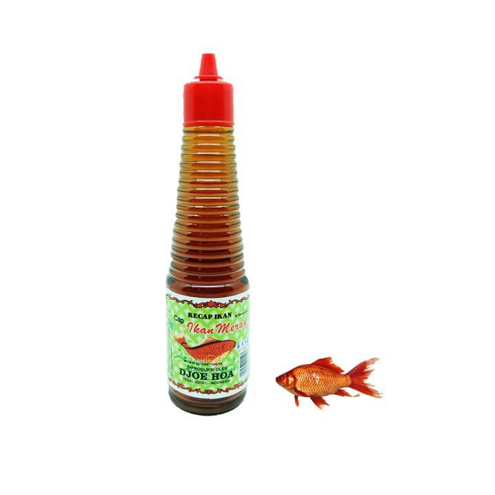 Ukrion Djoe Hoa Kecap Ikan Cap Ikan Merah 140ml Ss Shopee Indonesia