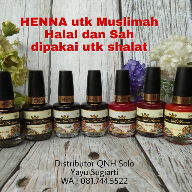 Reseller Queen Nail Henna Save 50