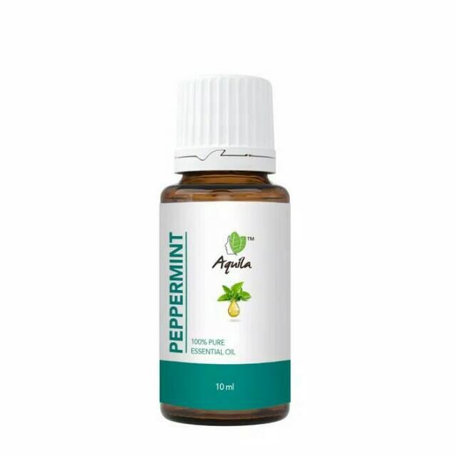 5ml Peppermint Essential Oil / Minyak Daun Mint 100% Alami | Shopee Indonesia