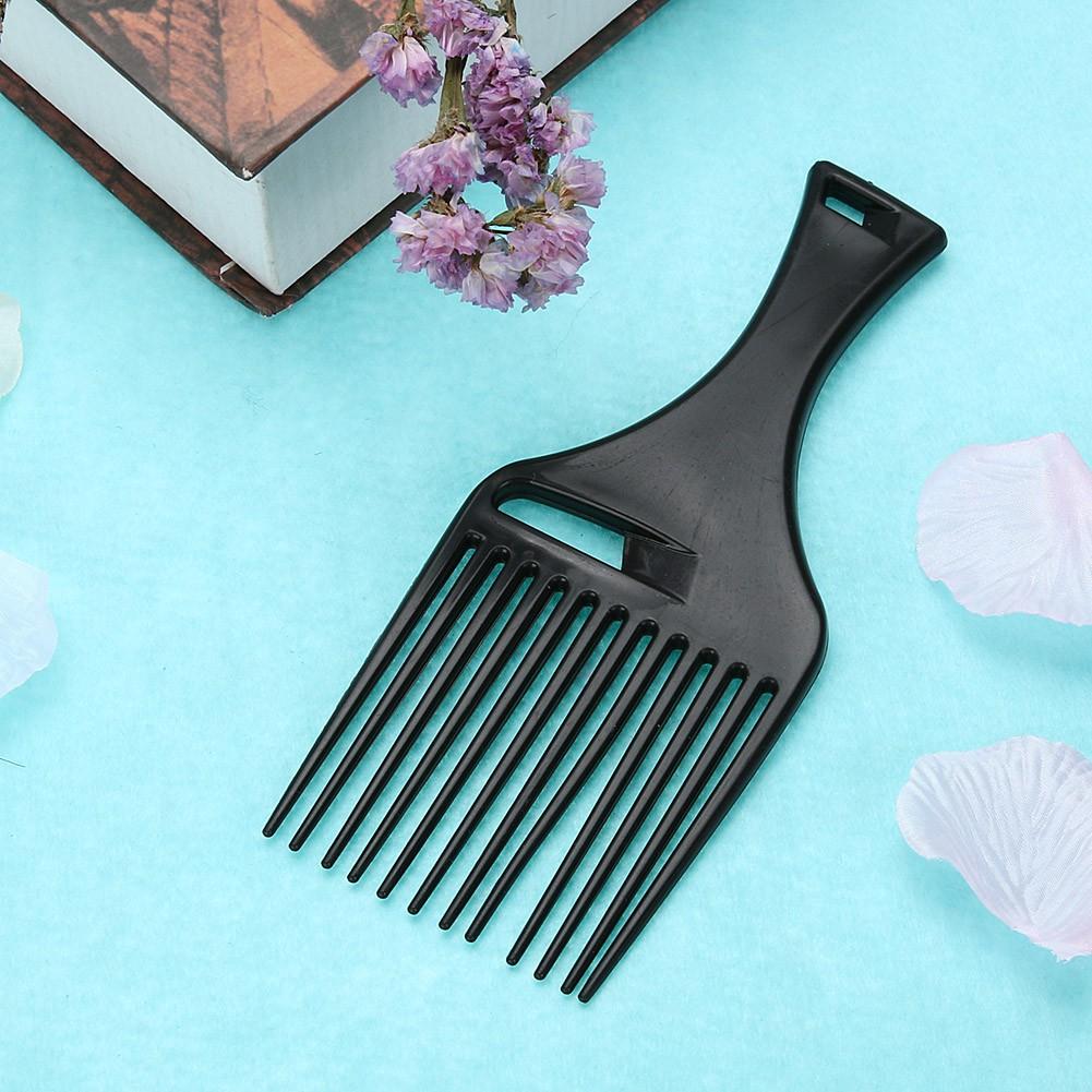 10pcs Sisir Plastik Pro Warna Hitam Untuk Salon Shopee Indonesia Sasak