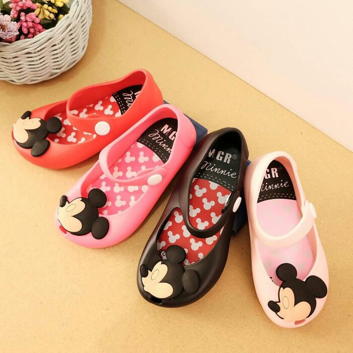 Jelly Shoes Kids Mickey M
