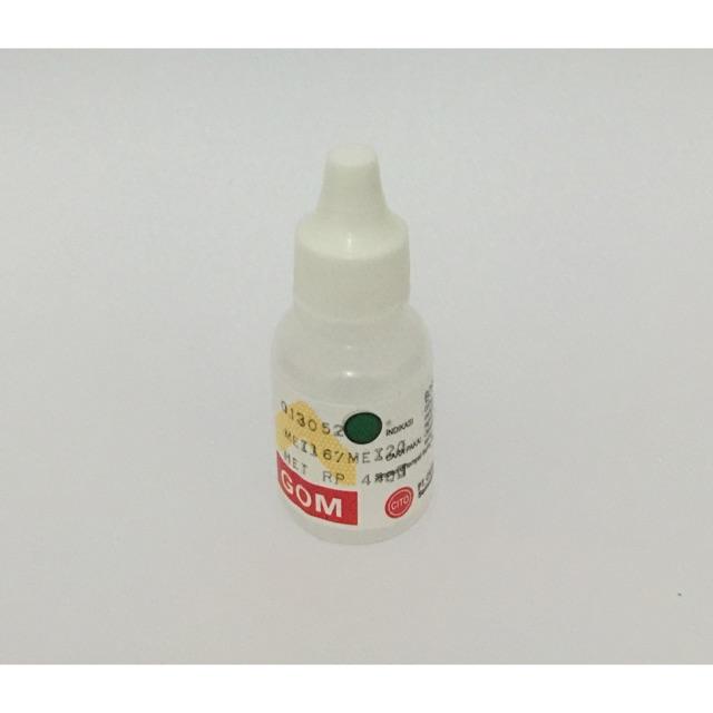 Gom cito obat sariawan slime activator bora glycerine 10