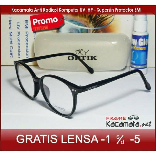 Frame Kacamata Minus Anti Radiasi RB CLIP ON 5 Lensa 2202  12c3ccfa6d
