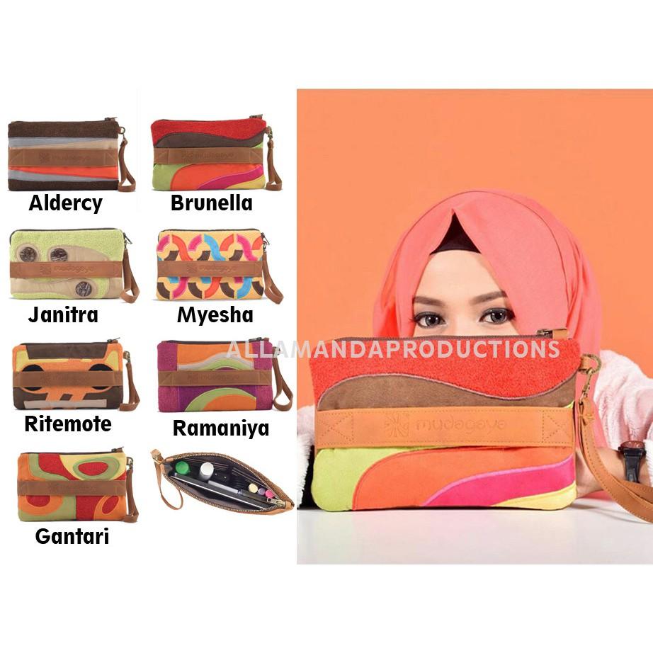 Tas Clutch Pria Dan Wanita Andbun Xclutch 10x Maroon Shopee Pencil Box Executive Unisex Xpen 10 Pu Leather Black Indonesia